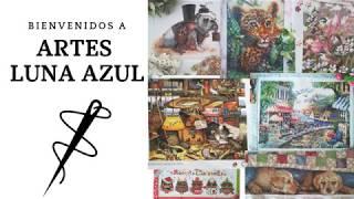 Download lagu Punto de Cruz / Que estoy bordando? / Flosstube en Español