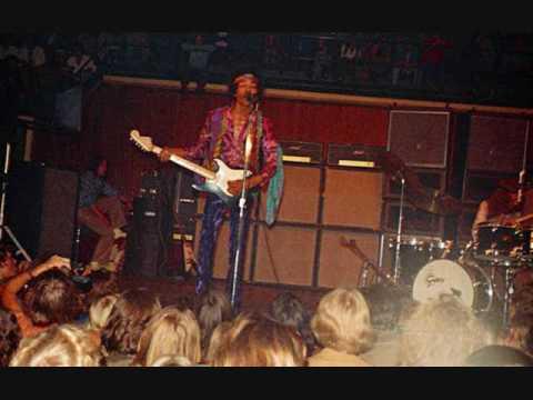 Jimi Hendrix- K.B. Hallen, Copenhagen, Denmark 9/3/70 (1st, 2nd, 5th source merge)