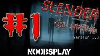 slender The Arrival v.1.3 (Обзор, Прохождение) #1