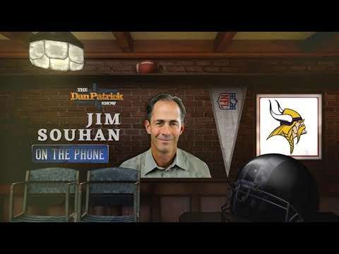 Vikings Insider Jim Souhan Talks Kirk Cousins, Mike Zimmer w/Dan Patrick | Full Interview | 12/12/18
