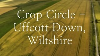 Crop Circles 2015 - Uffcott Down, nr Barbury Castle, Wiltshire