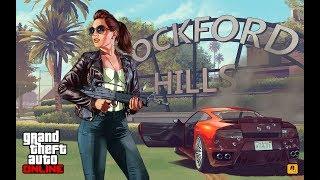 Grand Theft Auto V - Online - Стрим (GTA V) PS3 - С нуля