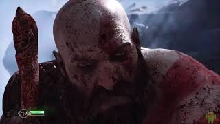 GOD OF WAR 4 ALL MOST AMAZING ACTION STORY DEATH SCENE