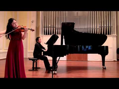 Debussy: Violin Sonata 3.Finale: Très animé