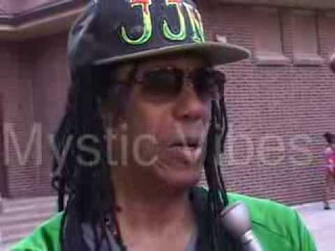 Junior Marvin (Of Bob Marley And The Wailers) Mystic Vibes TV Interview