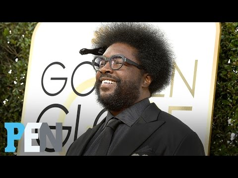 Thumbnail: Questlove Reveals Jimmy Fallon Would Call Him At 1AM With Golden Globes Ideas | PEN | People