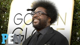Questlove Reveals Jimmy Fallon Would Call Him At 1AM With Golden Globes Ideas | PEN | People