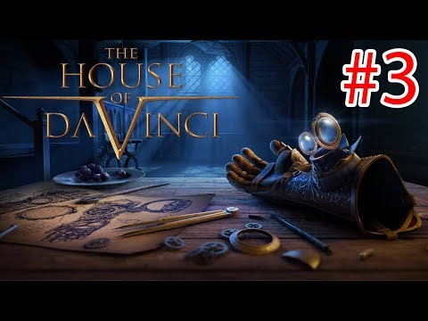 The House Of Da Vinci - Walkthrough Gameplay ( iOS / Android / STEAM )- PART 3
