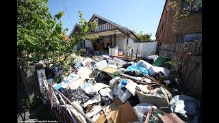 Property garbage
