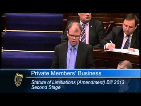 "Peadar Tóibín ""No justification for delay in justice for symphysiotomy survivors"""