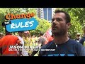 Change The Rules Rally Sydney - Jason Miners
