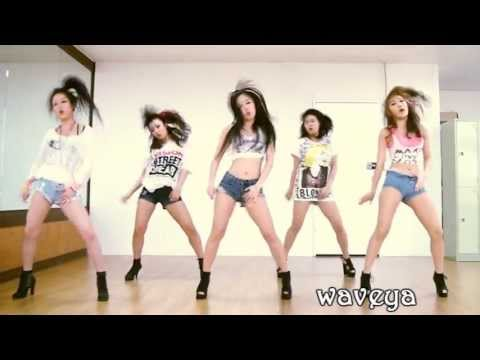 4MINUTE-What's Your Name? 热舞