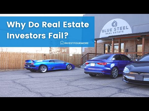 Why Do Real Estate Investors Fail?