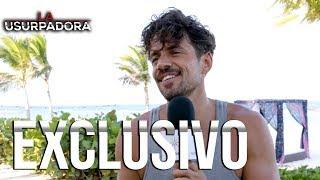¡Me gusta el estilo de vida de Gonzalo': Martín Jáuregui | La Usurpadora | Las Estrellas