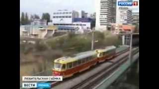 Когда в Рязани уберут трамвайные пути?