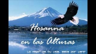 Hosanna en español - (Letra)