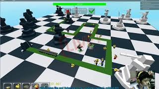 Roblox Tower Defence Simulator | Chessboard Loss