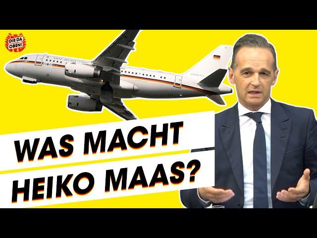 Was macht Heiko Maas?
