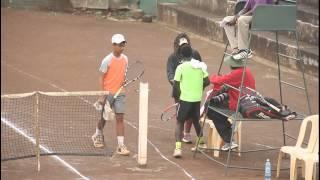 Ryan Randiek vs Damien Laporte - East Africa Junior Boys Tennis Championship Finals