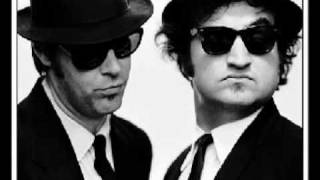 The Blues Brothers - sweet home chicago guitar backing track