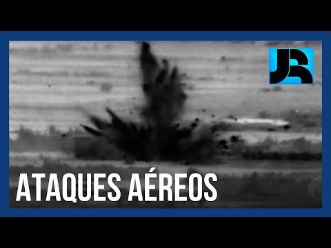 Bombardeios Israelenses A Alvos Na Síria Matam Ao Menos Dez Pessoas