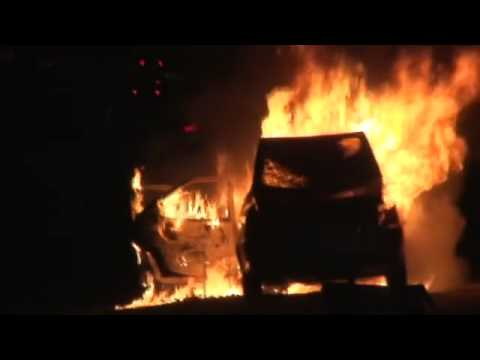 Citroen Xantia Burn - Manowar - Die With Honor