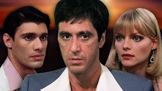 SCARFACE - Then and Now 1983-2018 ⭐ Real Name and Age