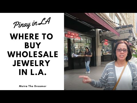 Where To Buy Wholesale Jewelry In Downtown LA | Pinay In LA