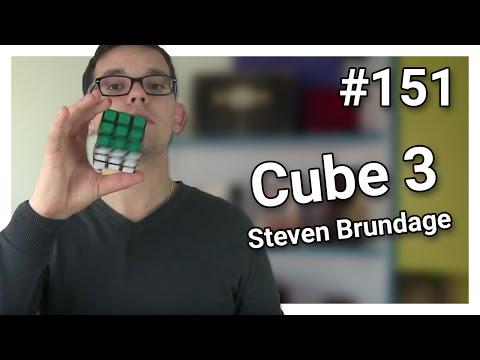 Les avis d'Alexis #151 - Cube 3 de Steven Brundage