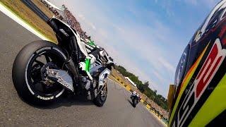 GoPro: Hero4 Session Suit Integration - MotoGP