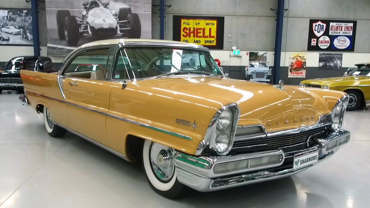 1957 Lincoln Premier Coupe (LHD) - 2020 Shannons Winter Timed Online Auction