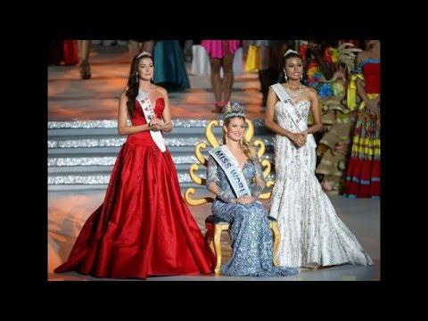 Победительницей конкурса Мисс мира-2015 стала испанка