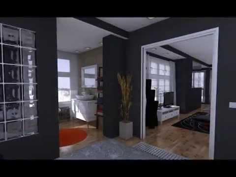 Peque a casa 35m2 doovi - Ikea piso 50 metros ...
