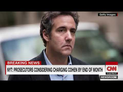 Michael Cohen Under Federal Investigation For Bank Fraud Totaling