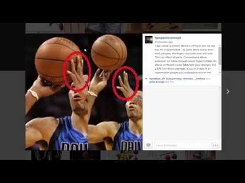 Shawn Marion Shooting Form Analysis 2 - YouTube