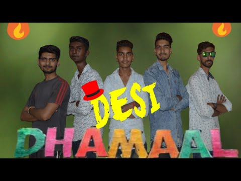 Desi Dhamaal Comedy Video || KK Brothers Funny Videos #kkbrothers #funnyvideos