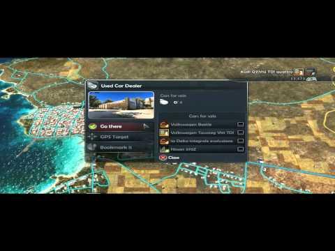 TDU 2 Map Presentation