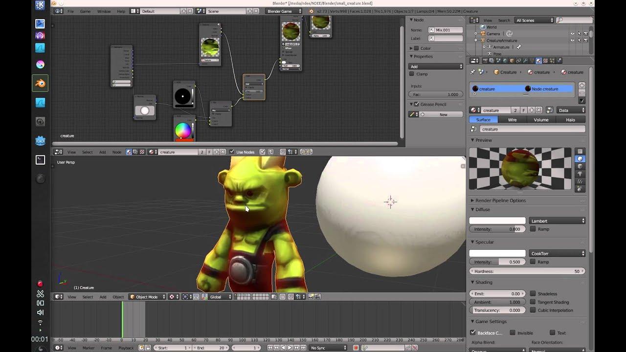 Godot Engine - Visual Shader Editor