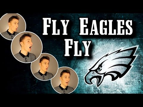 Fly Eagles Fly - NFL Super Bowl Philadelphia Special