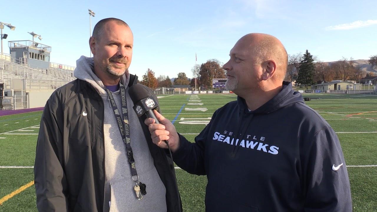 Wenatchee Coach Scott Devereaux on Blauman Status 2019-11-07