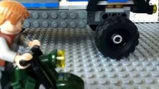 LEGO Jurassic World (Stop-Motion Brick Film)