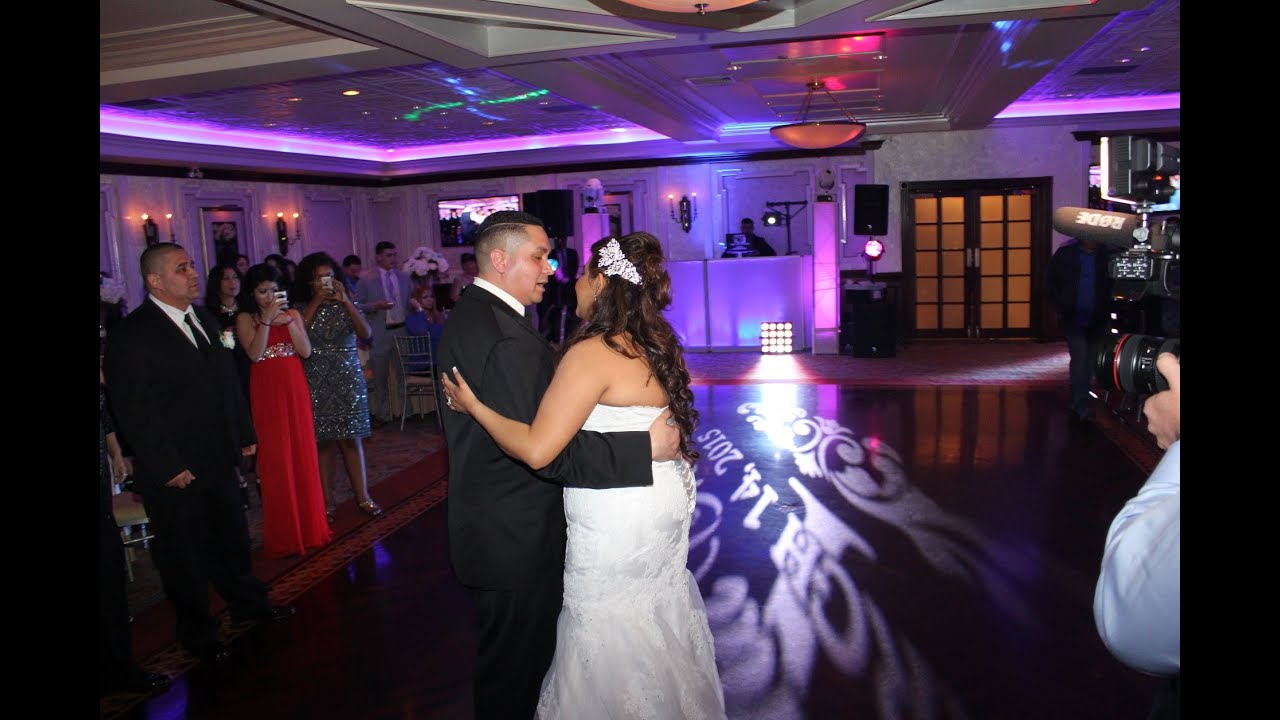 Wedding At Watermill Caterers Smithtown New York Best Party Djs Mc Latin Mix