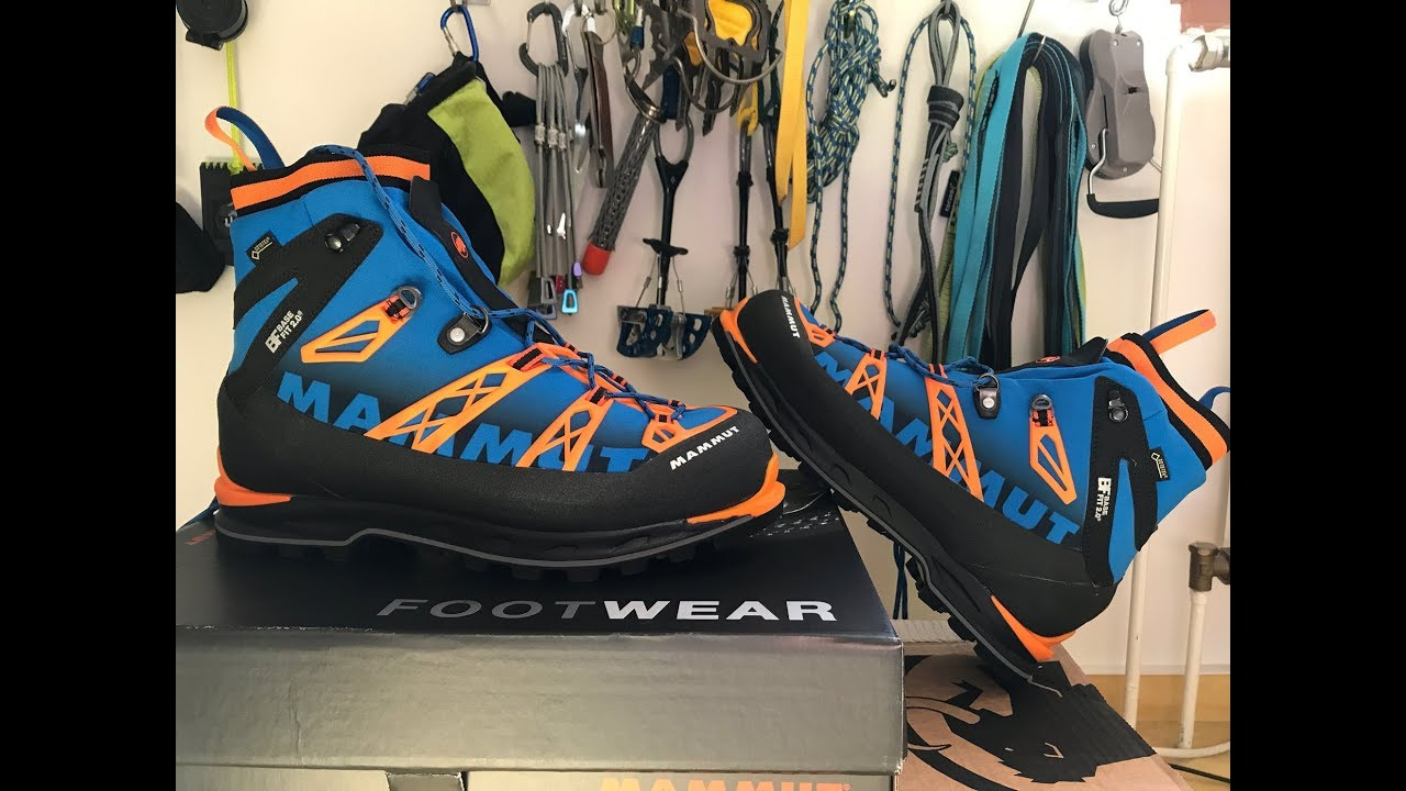 d752c4c131b Andy Summit -Alpinsports- Mammut Nordwand Light Mid GTX Preview !