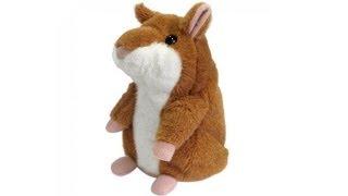 Обзор игрушки Говорящий хомяк. Talking hamster.