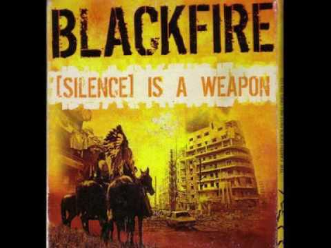 BLACKFIRE: silence is a weapon [full 2 x CD]
