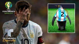 La polémica promo en Brasil donde se burlan de Argentina | Telemundo Deportes