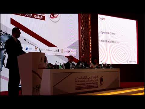 Court Appointed Experts in Qatar - 3rd International Arbitration Conference