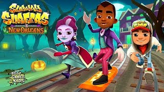Subway Surfers | Run through misty forests, Halloween in New Orleans By Kiloo
