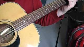 January 22 2011 demo of a 1970s Lyle 12 String Guitar