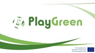 PlayGreen Project: Green Sport Events with volunteers